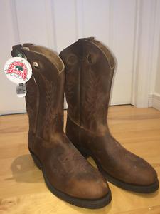 Bottes de cowboy - Hommes - Taille 10