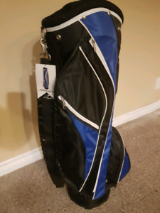 Half Priced NEW Golf Bag Paid $189  yours for $89