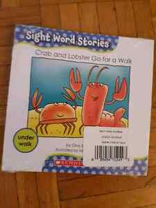Sight Word Stories (6 book set)