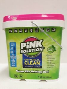 Pink Solution Universal Clean- 5 litres