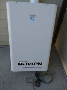 Navien Tankless Water Heater for Parts