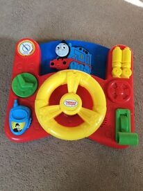 Thomas & Friends Busy Conductor (steering wheel)