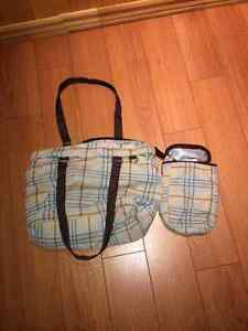 Graco diaper and bottle bags Cornwall Ontario image 1