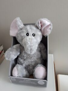 Huggables warming plush Elephant (with warming pack)