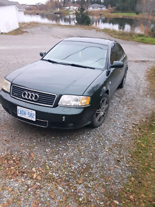 2003 Audi A6 Quattro AWD or trade for truck