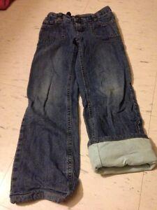 Girls lined pants size 6 Kingston Kingston Area image 3