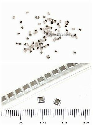 Smd 0805 0o-1mo 26value Chip Resistor 22pf-1uf 25value Capacitor Kit Set Diy