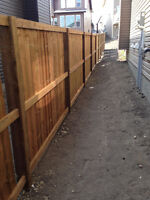 Affordable Fencing Service - Free demolition of existing fence