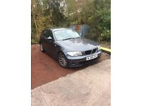 BMW 1 SERIES 118D *LONG MOT*