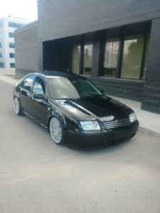 2003 VW Jetta 1.8T Wolfsburg Edition / Tuned To Perfection......