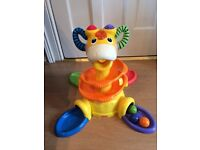 Fisherprice sit to stand giraffe