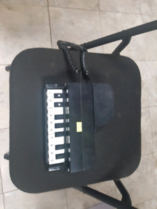 Musical piano vintage  phone