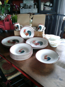Fall dinnerware  for sale