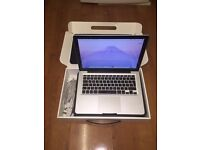 "MacBook Pro 13"" i5 8GB Ram 500GB With box & accessories"