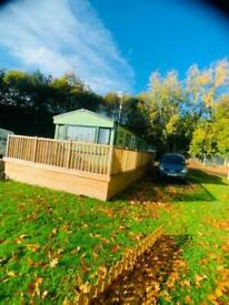 Stunning 2 Bedroom caravan with decking on Billing Aquadrome Call 07495 668377