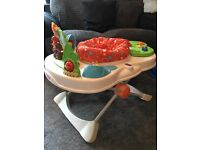 Fisher price snack n play