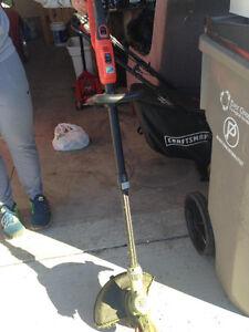 Black and decker lithium battery weed wacker