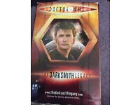 Dr who the Darksmith legacy box set of books .