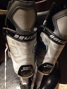BAUER AND MISSION 4 SKATES London Ontario image 7