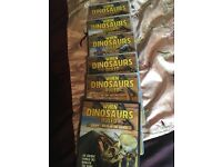 When dinosaurs ruled dvds