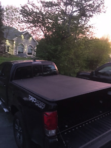 """Toyota Tonneau Cover for long box 6'2"""" for 2016 Tacoma Sport"""