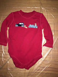 Gymboree long Sleeved Body Suit in New Condition