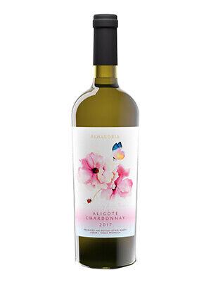 Fanagoria Weißwein Aligote Chardonnay trocken белое Вино Vino сухое 13% Кубань