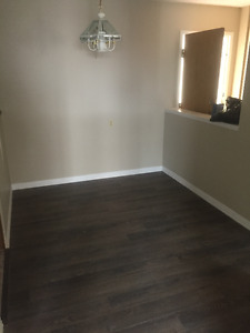 1 bedroom 2 level loft great space Half off March Move in ready