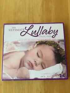 4 CD LULLABY AND MEMORY BOOK