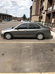 2004 Honda Other SE Sedan (AS-IS) - $2,600