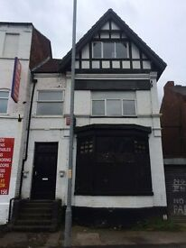Commercial Property - two storey