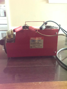 Fill-Rite Eccentric Oil Transfer Pump