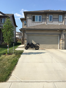 Windermere New Duplex with Double Attached Garage for Rent
