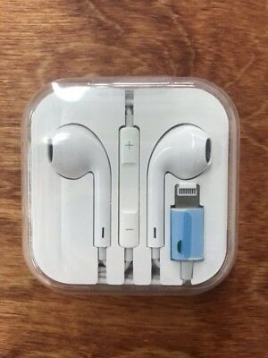 Earbuds Headphones For Apple Iphone 7 8 X  Premium Sound New