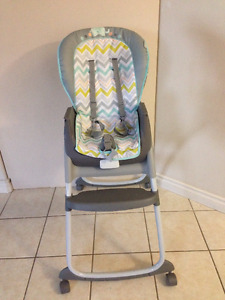 Ingenuity Trio 3-in-1 Baby High Chair (with User's Manual)