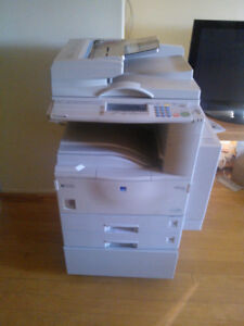 "Ricoh 2027  11x17"" Printer / Scan /Fax"