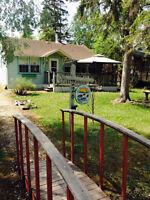 Winnipeg Beach cottage rental