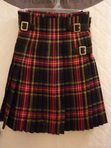 Scottish Kilt and Outfit