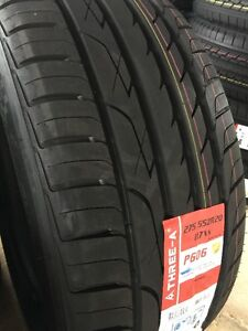 Clear off!! 275/55ZR20  tires
