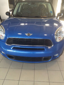 2012 MINI Cooper Countryman Base S Hatchback