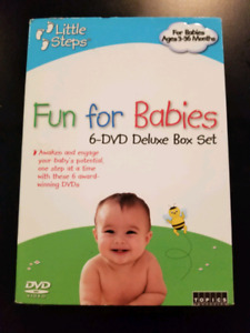 Fun for Babies DVDs