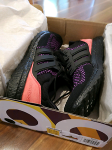 brand new adidas ultra boost black 1.0 us11