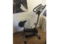 York fitness exercise bike. Electrical . Used twice! £50.00
