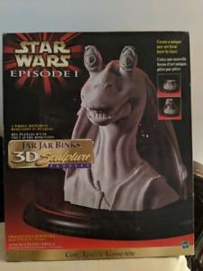 Star Wars 3D Sculpture