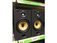 B&W speakers DM 601 S2
