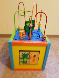 Activity Block for toddlers and babies