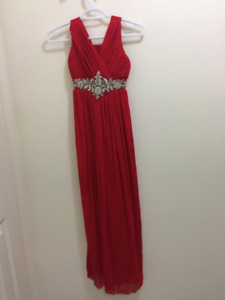 Simple elegant party wear dress(Brand New)