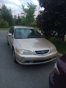 2001 acura tl v6 3.2L ONLY 2 owners