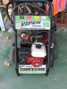 Viper apw2200 premium pressure washer