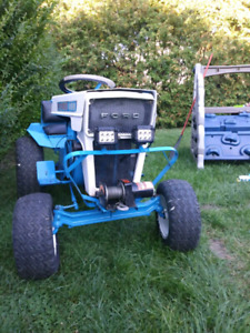 Ford tractor 1964